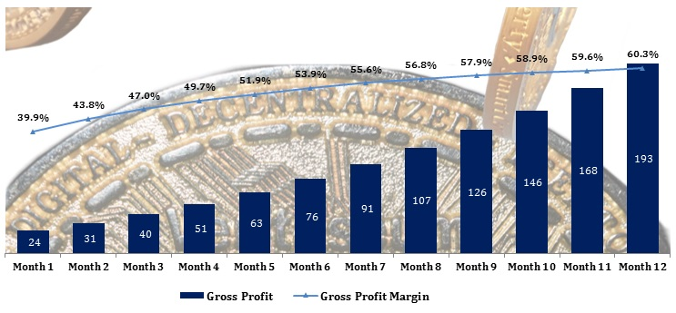 Gnosis Gross Profit