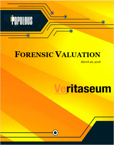 Veritaseum Populous Cover Page